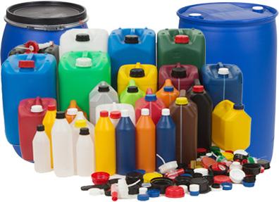 Muovipakkaukset teollisuuden tarpeisiin